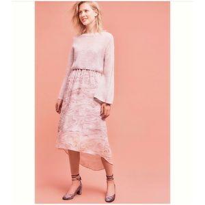 NWT Sleeping on Snow Rosay Sweater & Slip Dress